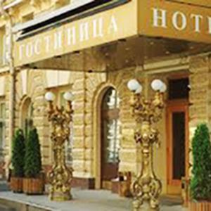 Гостиницы Ивделя