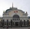 Железнодорожные вокзалы в Ивделе