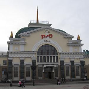 Железнодорожные вокзалы Ивделя